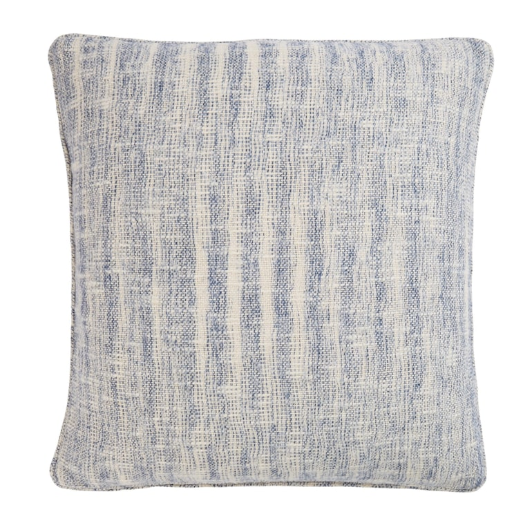 Harper Pillow Cover Blue