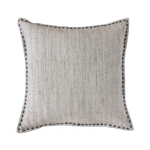 Bailey Pillow Cover Teal