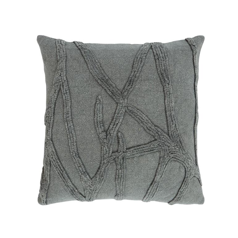 Lana Pillow Cover Grey