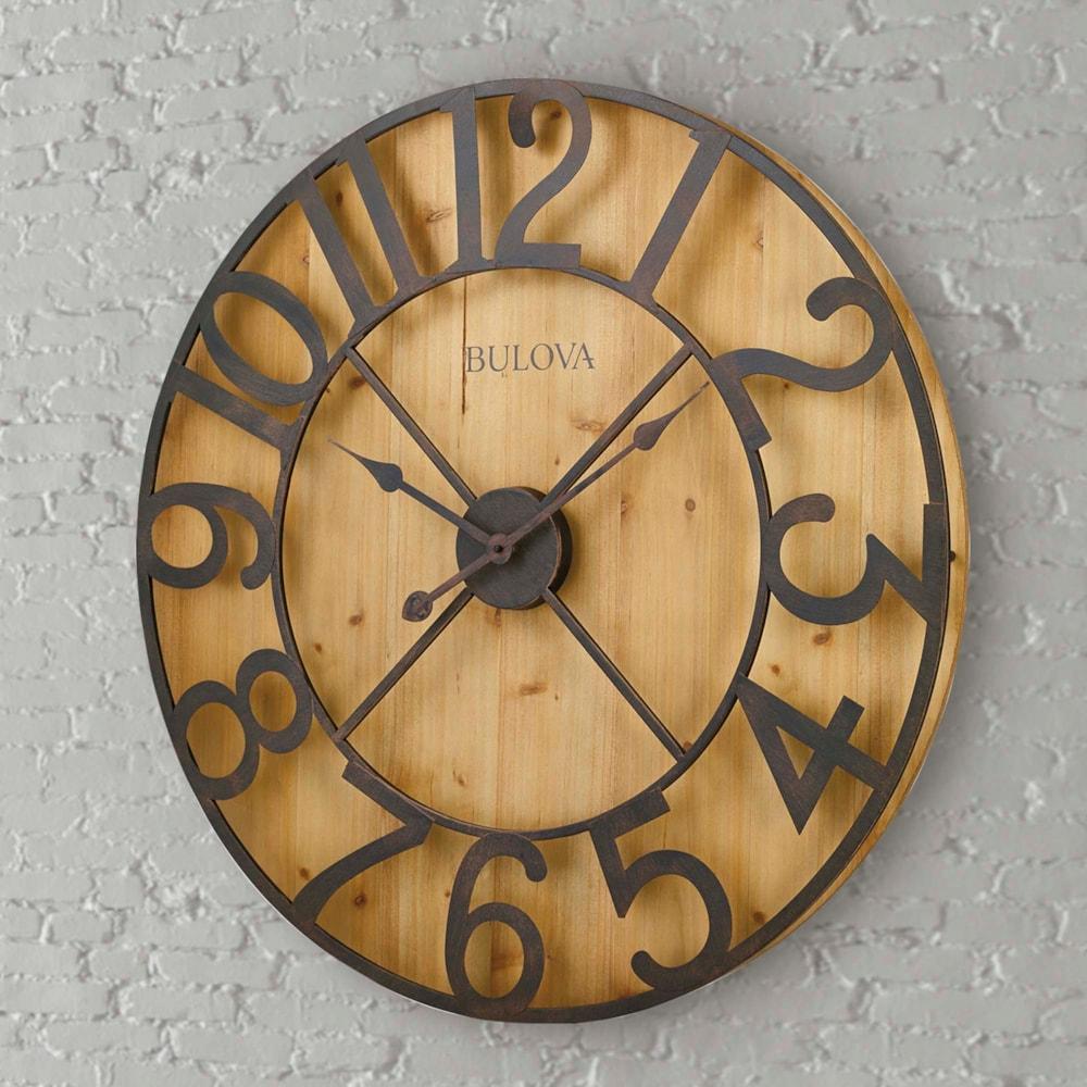 23 Inch Round Mcdaniel Wall Clock