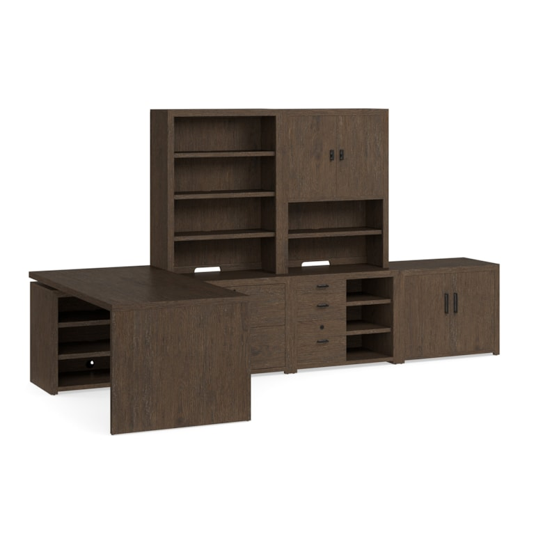 Extra Large Home Office Suite