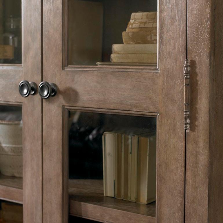 Tall Single Display Cabinet