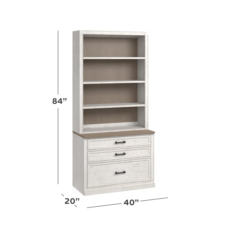 """40"""" Library Bookcase"""