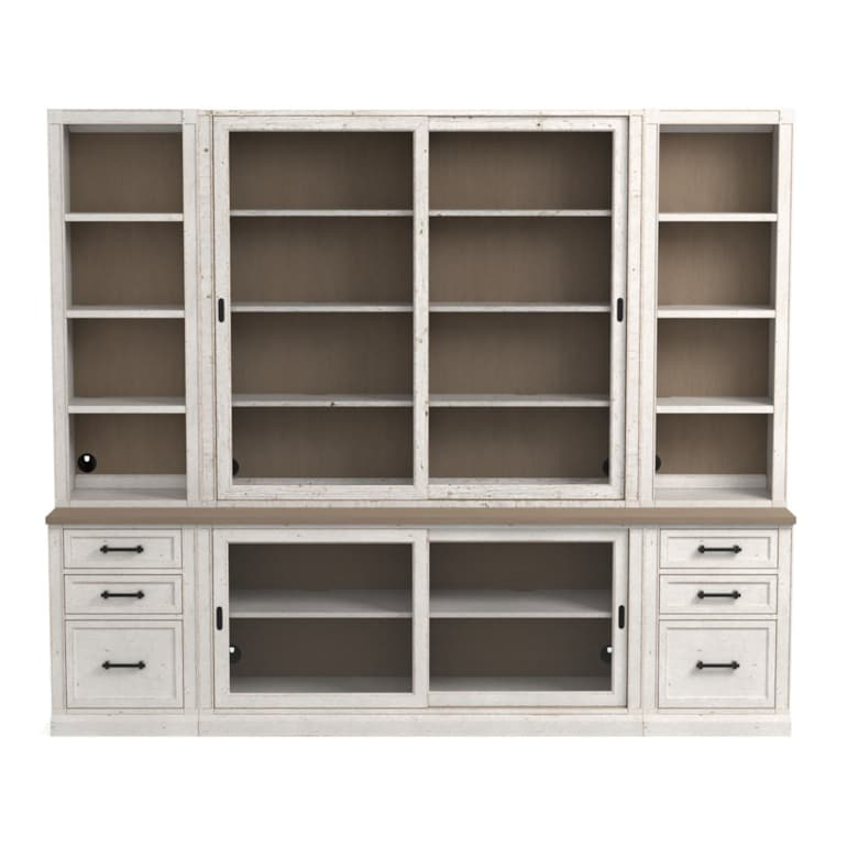 "100"" Library Bookcase"
