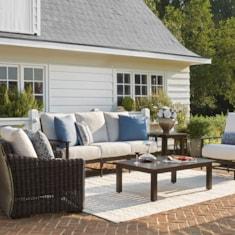 Lakeview3 Seat Sofa