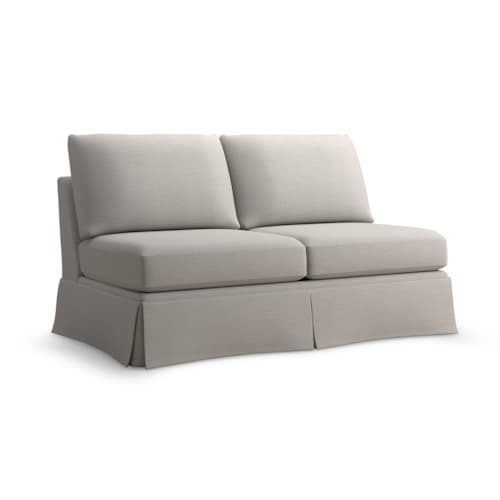 Armless Stand Alone Sofa 2/2