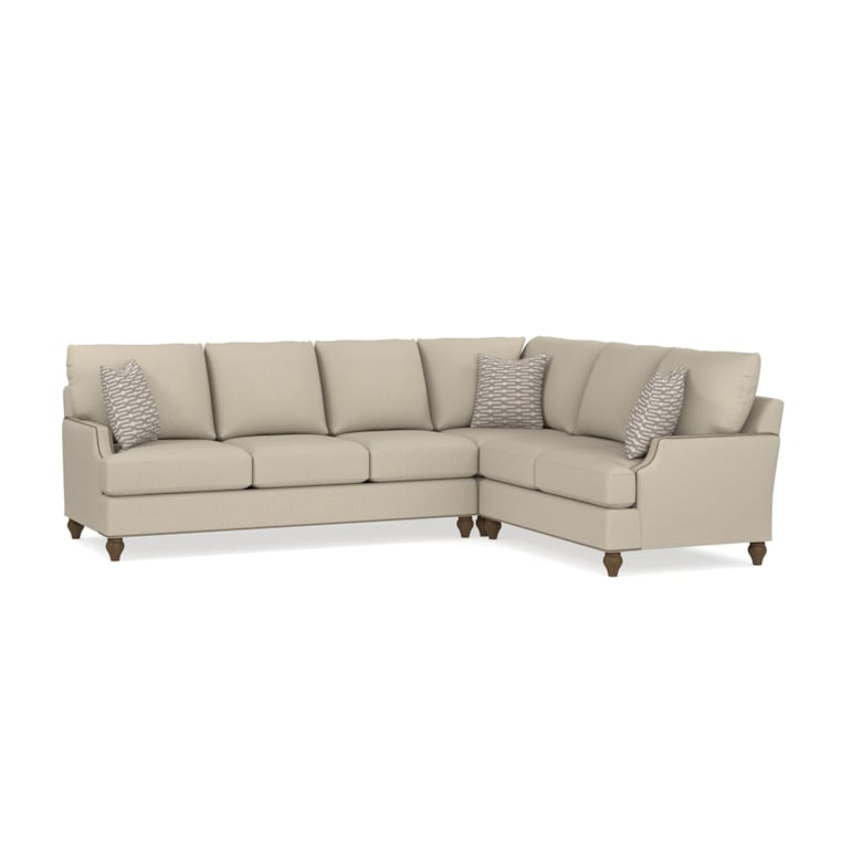 Sleeper L-Shaped Sectional