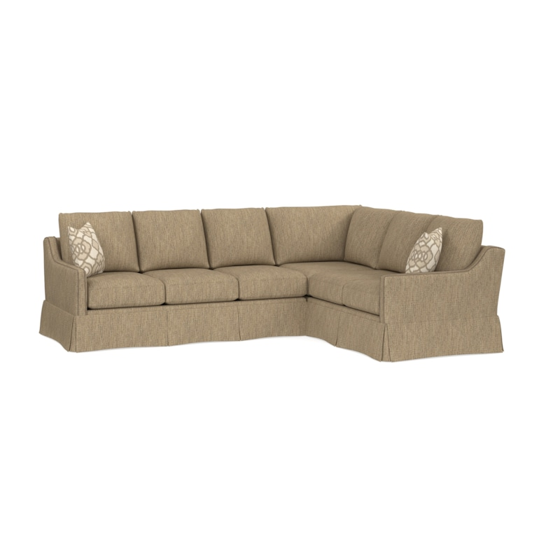 L-Shaped Sleeper Sectional