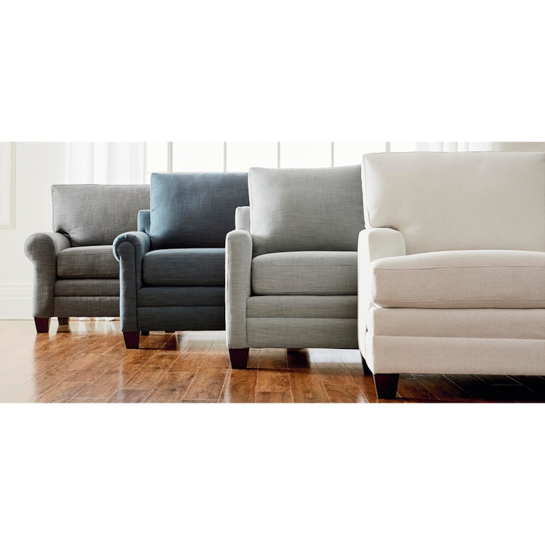 Leather U-Shaped Sectional