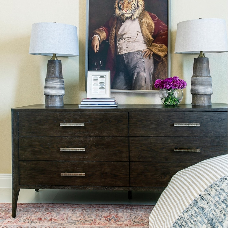 Rivoli 6 Drawer Dresser