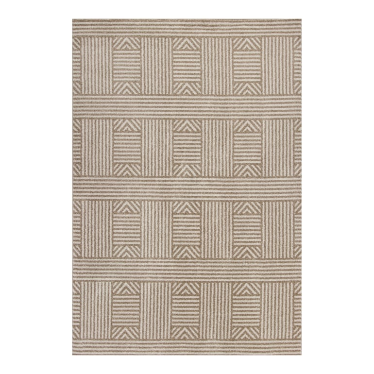 Wells Beige Indoor/Outdoor