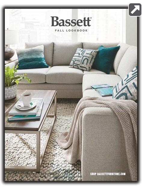 Sign Up For Bassett\'s Free Consumer Catalog | Bassett Furniture