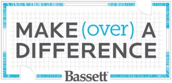 bassett furniture logo. Makeover A Difference Bassett Furniture Logo