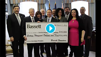 Bassett Furniture Helps Veterans