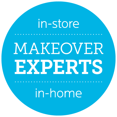 In Store Makeover Experts