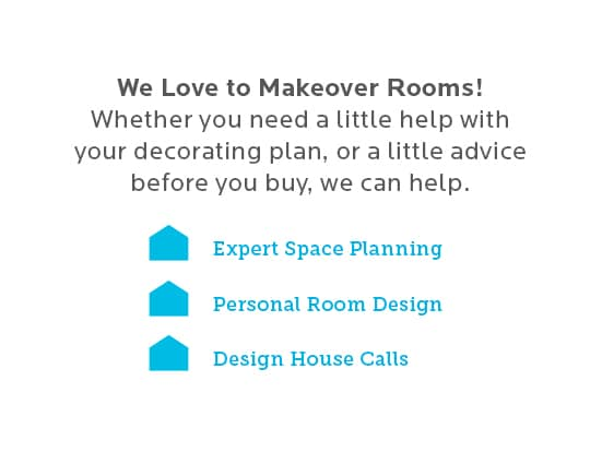 We Love to Makeover Rooms