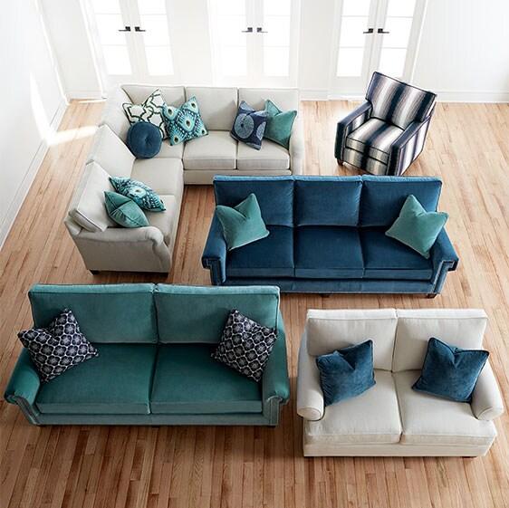 Bassett Room Planner: Custom Made Furniture