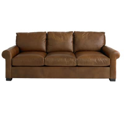 Scarborough Leather Sofa