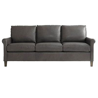 Wellington Leather Sofa