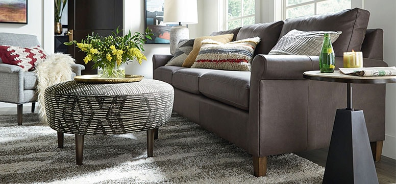 American Casual Collections - Sofas, Sectionals, Ottomans & Chairs