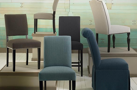 Bassett Custom Upholstered Chairs