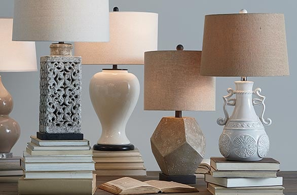 Bassett Lamps and Accessories