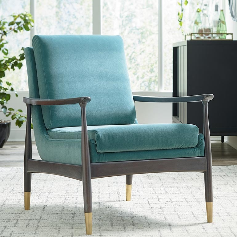 Bassett Aria Chair