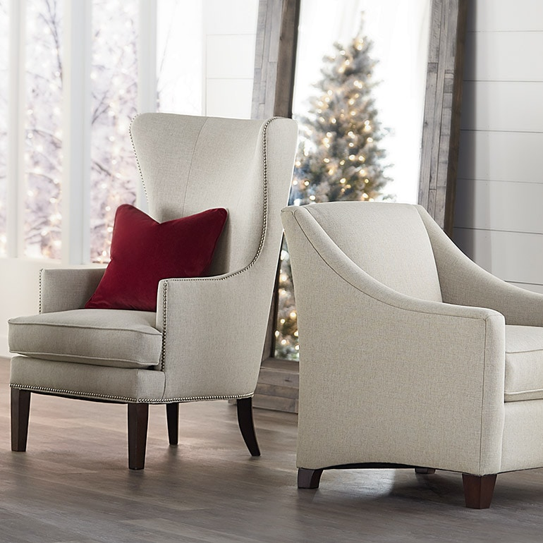 Bassett Accent Chairs