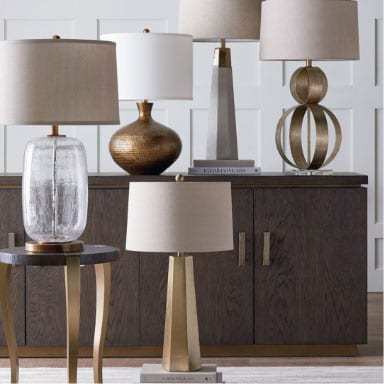 Light Up Your World Shop Table Lamps