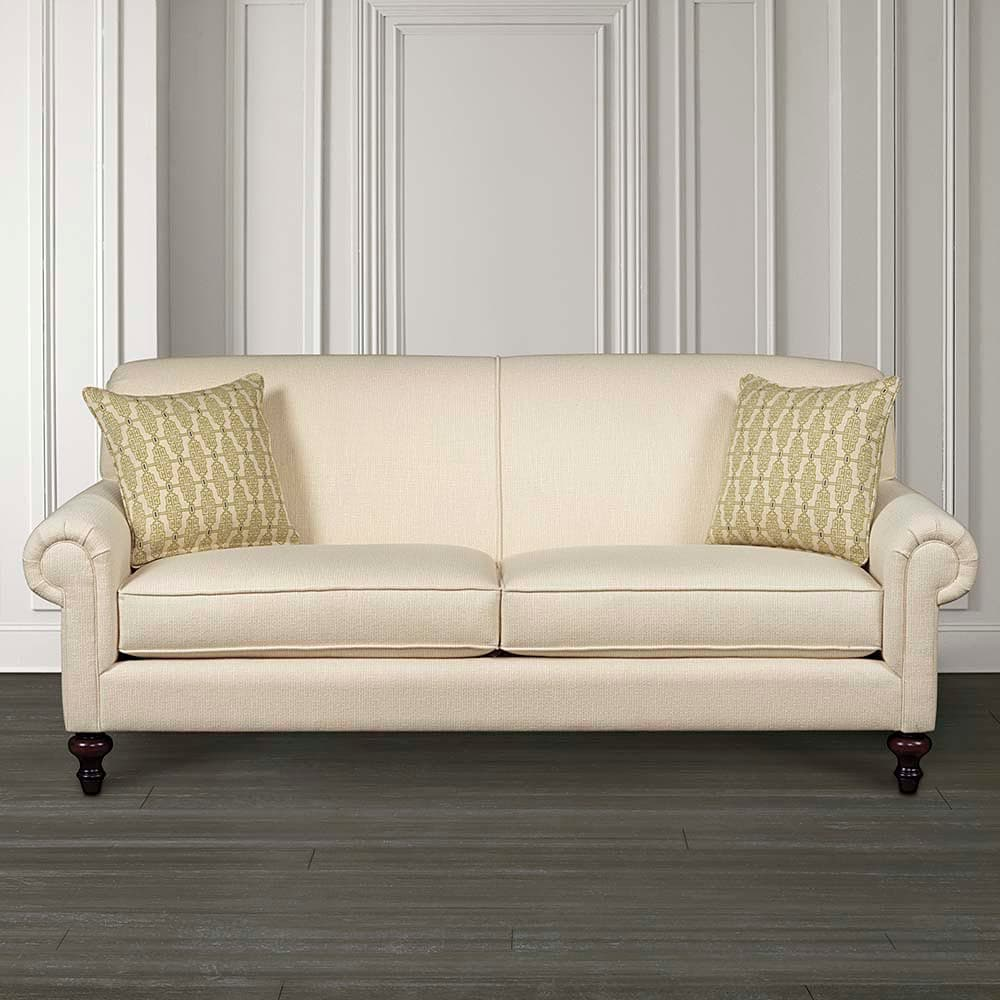 different types of couches names bassett furniture Custom Classics Sofa