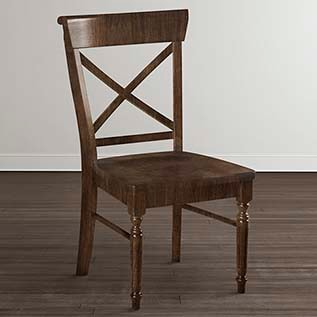 different types of furniture Custom Dining Side Chair Bassett