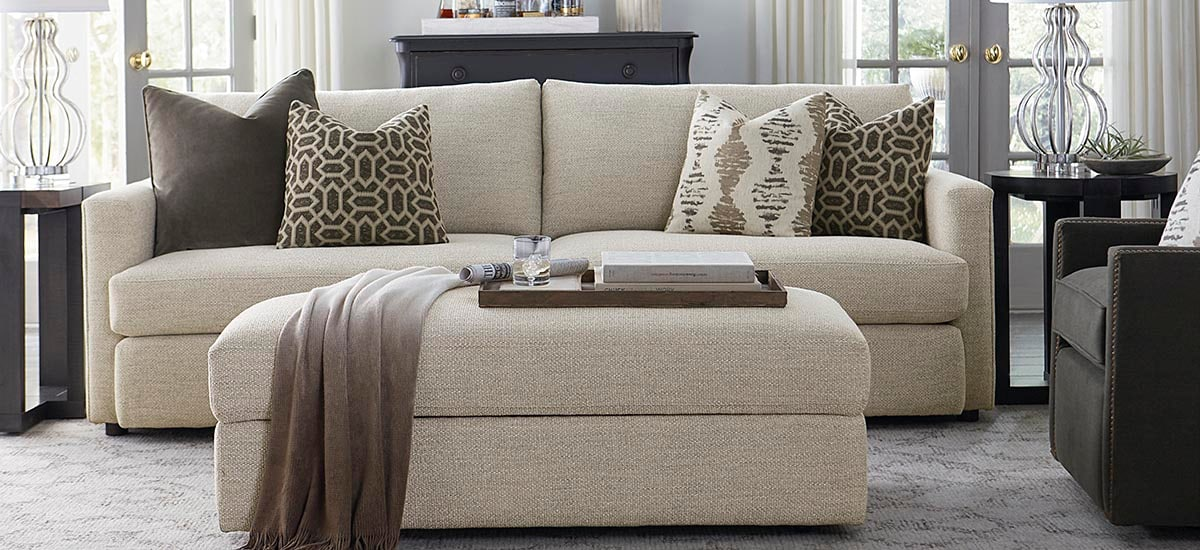 Bassett Furniture Allure sofa