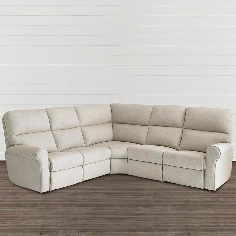 different types of couches names bassett furniture Bedford L-Shaped Sectional