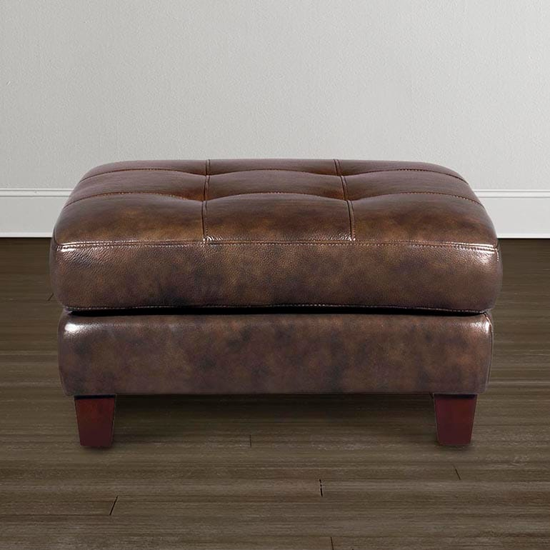 different types of couches names bassett furniture Mercer Ottoman