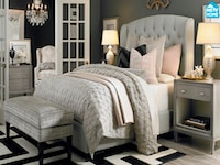 find your interior design style bedroom