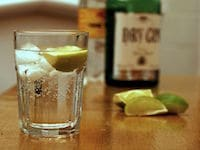 find your interior design style gin and tonic