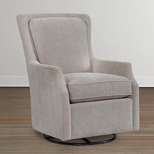 different types of furniture Kent Swivel Glider Bassett