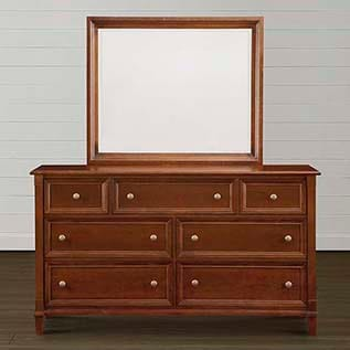 different types of furniture Chatham Dresser Bassett