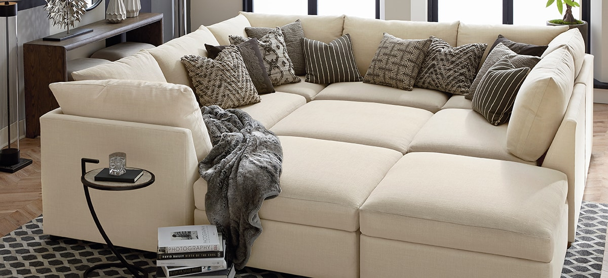 Different Types of Sectionals Sofas
