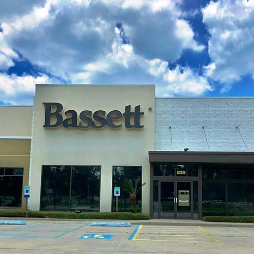Storefront image for Bassett Home Furnishings - 118691 in Baton Rouge, LA