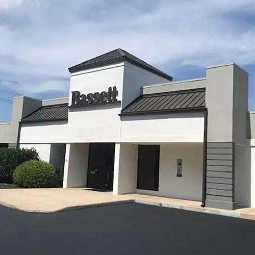 Storefront image for Bassett Home Furnishings - 115866 in Cherry Hill, NJ