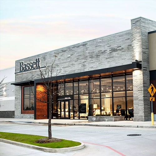 Storefront image for Bassett Home Furnishings - 1104654 in Friendswood, TX
