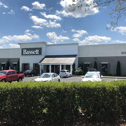 Storefront image for Bassett Home Furnishings - 1104109 in Greensboro, NC