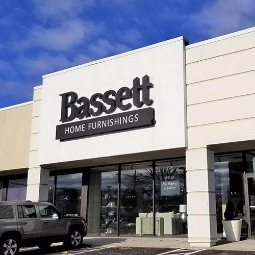Storefront image for Bassett Home Furnishings - 1105244 in Orange, CT