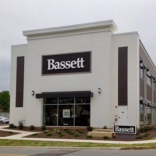 Storefront image for Bassett Home Furnishings - 1127996 in King Of Prussia, PA