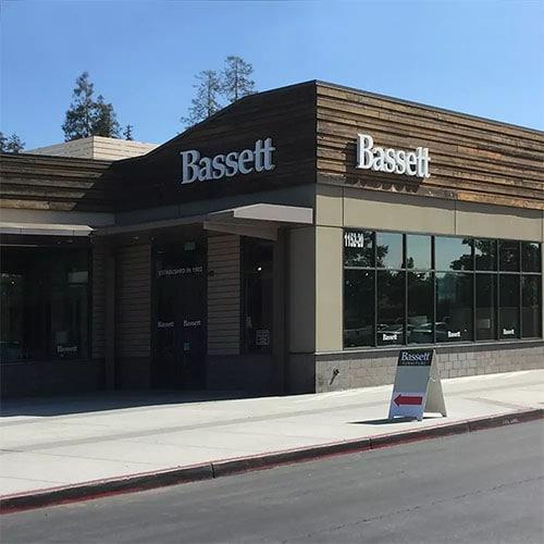 Storefront image for Bassett Home Furnishings - 1100016 in San Jose, CA