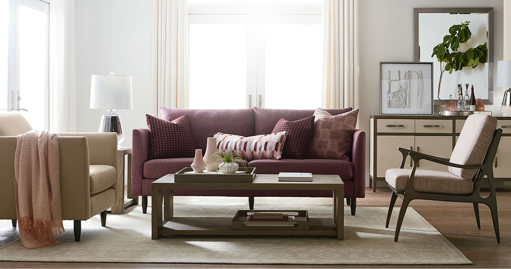 Bassett MODERN Collection | Bassett Furniture