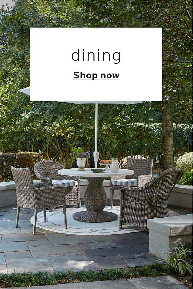 Dining category. Shop now