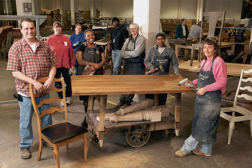 Bench Made Craftsmen