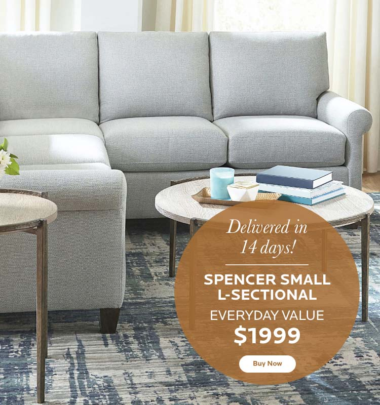Spencer Small L-Sectional Mobile